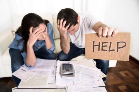 Masz dług przez chwilówki? Jak sobie ztym poradzić?