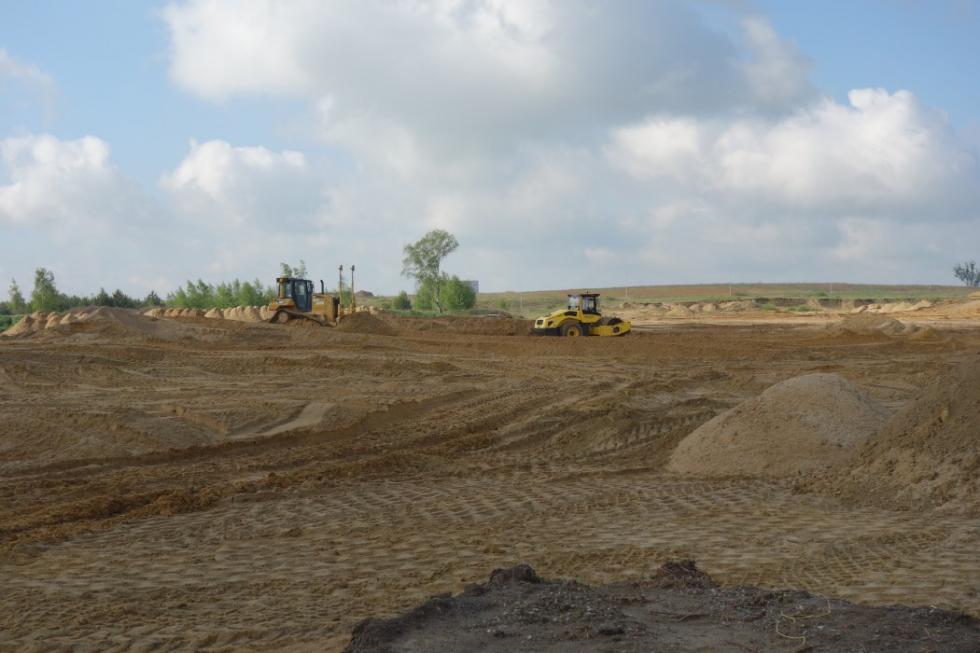 Ruszyła budowa kolejnej fabryki wgminie Miękinia