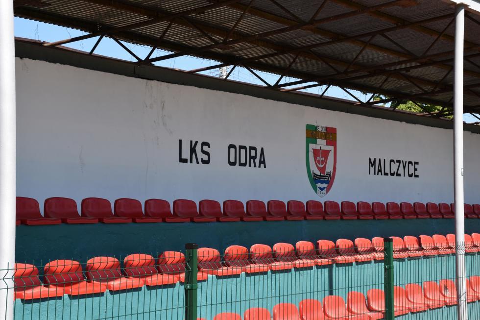 20 000,00 zł dla LKS ODRA Malczyce na modernizację boiska przy ul.Polnej