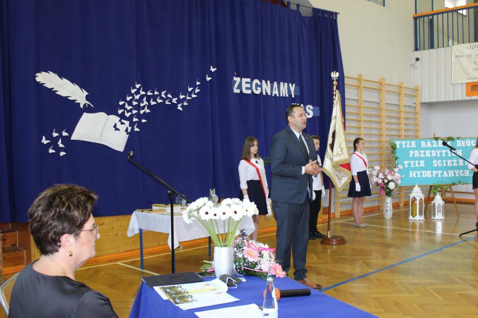 Zakończenie roku szkolnego 2019/2020 na terenie gminy Udanin