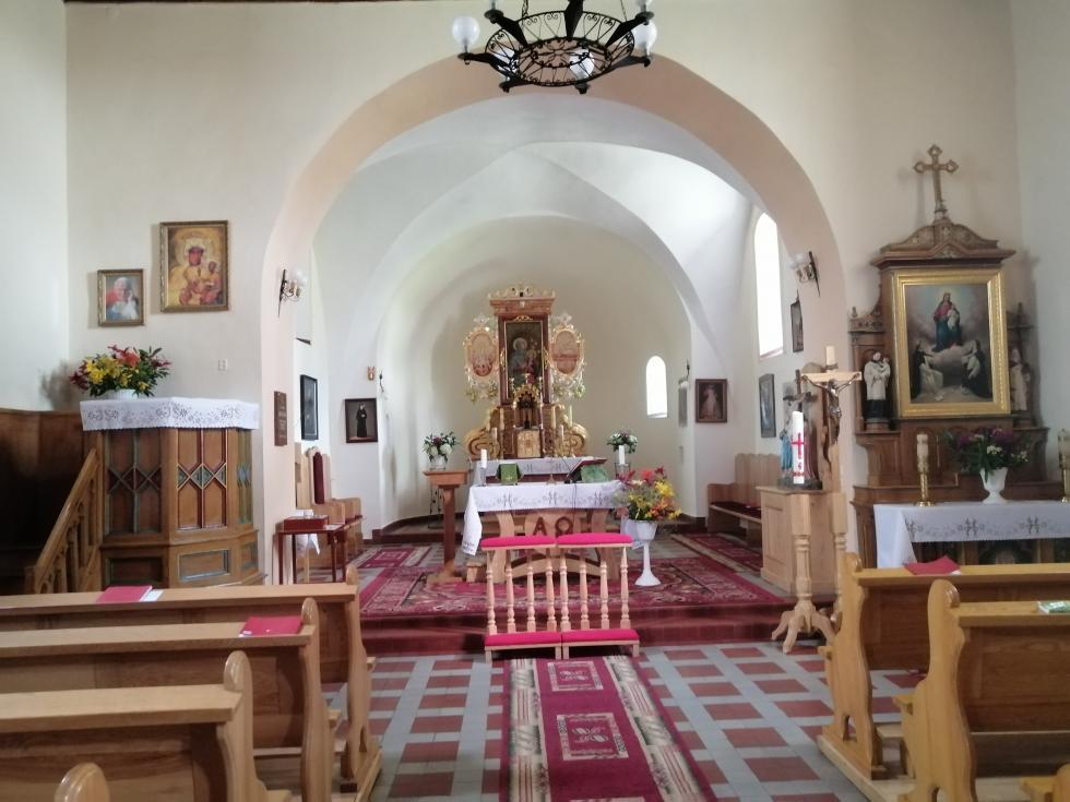 Gmina dotacja dla kościoła pw. Św. Anny wProszkowie