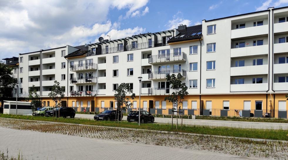 153 nowe mieszkania na Brochowie