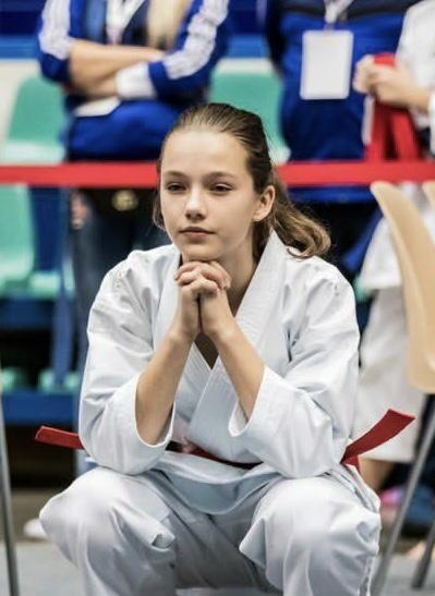 2 złota Emilii Wysockiej wShureido World League