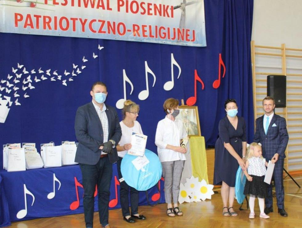 Kolejny Festiwal Piosenki Patriotyczno-Religijnej  wUdaninie już za nami