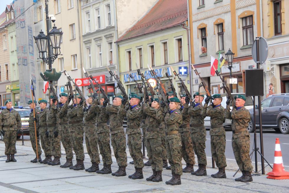 Średzkie obchody 100-lecia Bitwy Warszawskiej