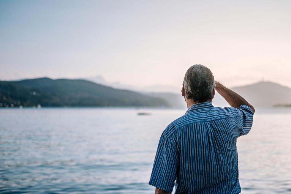 Opieka osób starszych wNiemczech - czy to praca dla mężczyzny?