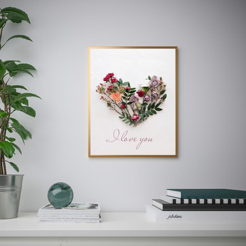Weź udział wakcji walentynkowej izabierz dodomu dekoracyjną grafikę