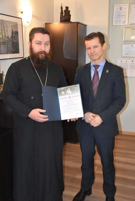 Ks. Adam Horbala nowym proboszczem Parafii Prawosławnej wMalczycach