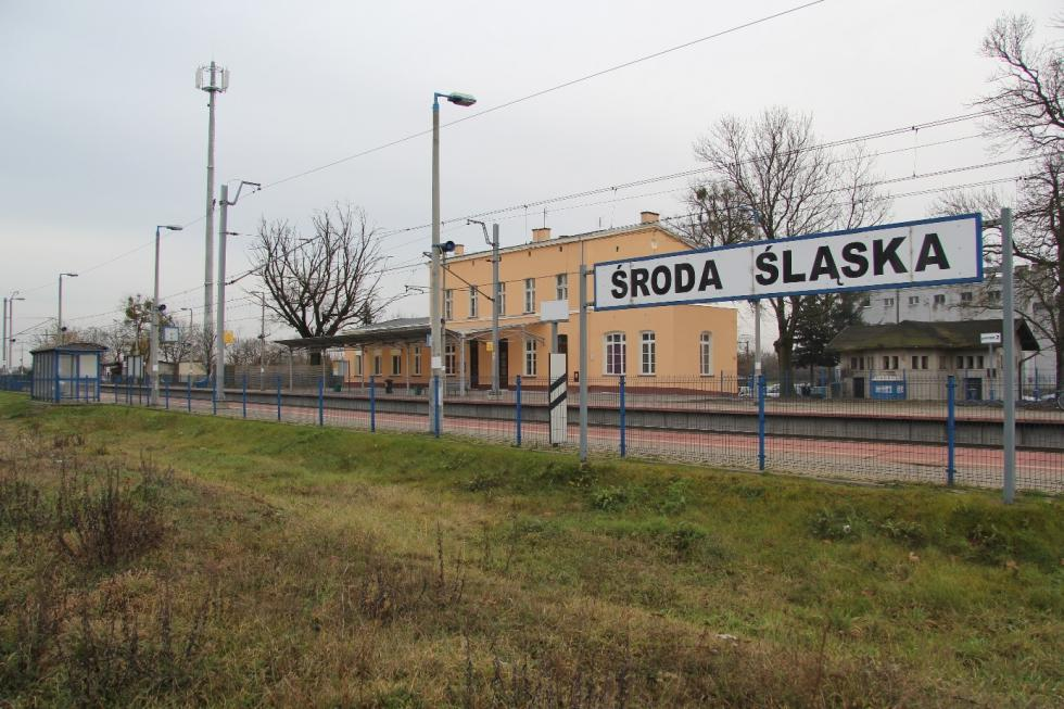 Wrocławska Kolej Metropolitalna dotrze doŚrody Śląskiej?