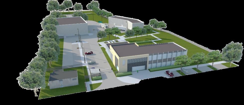 Ruszyła budowa Średzkiego Inkubatora Przedsiębiorczości