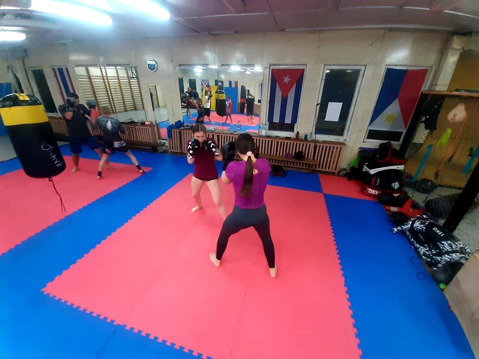 Klub Glory Boks Kick-boxing wCentrum NGO
