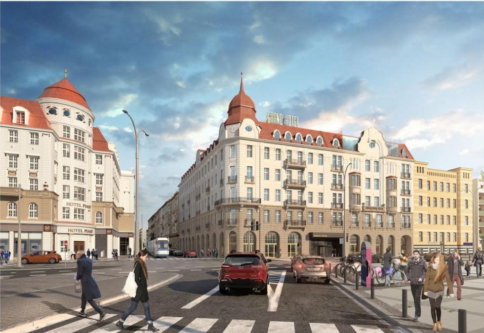 Mövenpick Hotel powstanie weWrocławiu