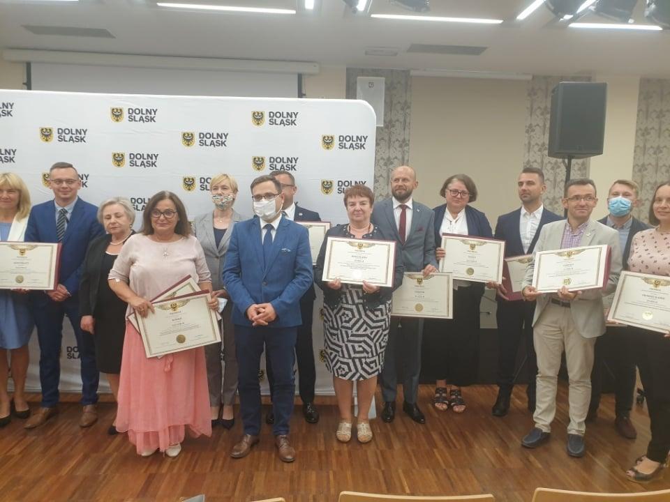 Dwie dotacje dla Środy Śląskiej odmarszałka województwa